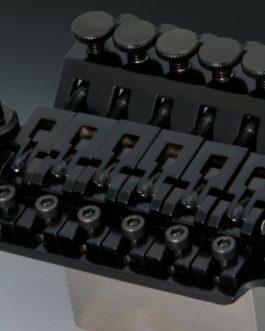 Schaller Lockmeister Tremolo Black Chrome (Complete Set)