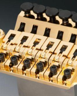 Schaller Lockmeister Tremolo Gold (Complete Set)