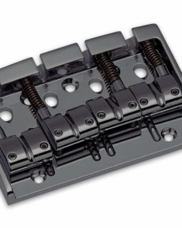 Gotoh Bass Bridge Multi-Tonal 4-String Cosmo Black