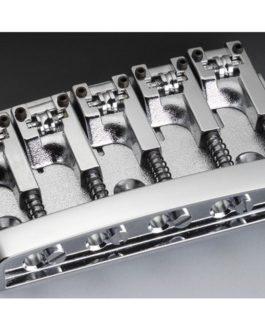 Schaller Bass Chevalet 5  Cordes 3-D5 Chrome