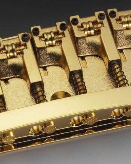 Schaller Bass Chevalet A Plat 3-D5 Gold
