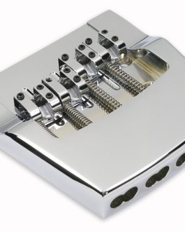 Hipshot Rickenbacker Retrofit Bass Bridge Alu Chrome