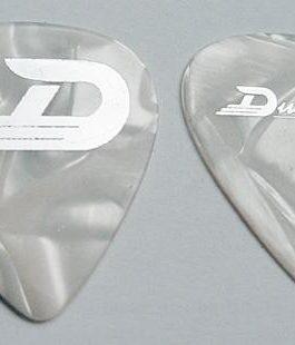 Duesenberg Mediator / Pick Heavy White Pearl  X 10