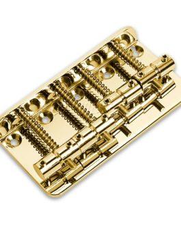 Vintage Jazz Bass Bridge Gold