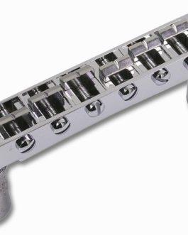 CHEVALET TUNOMATIC METRIQUE TROUS 6.3mm – INSERTS 12mm CHROME