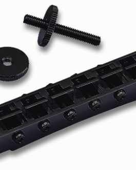 Lp Gotoh Bridge 4.5Mm Holes+ Hardw Black
