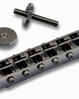 Lp Gotoh Bridge 4.5Mm Holes+ Hardw Cosmo Black