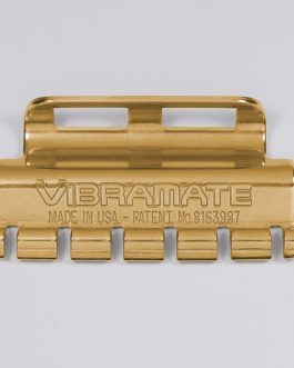 Gold Vibramate Spoiler Strings Retainer (For Bigsby)