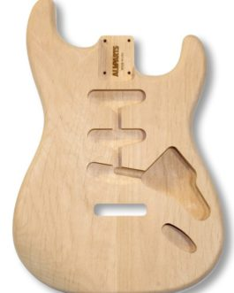 Strat Alder Lbf No Finish