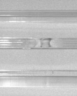 Humbucking Cover Retromatic Transparent