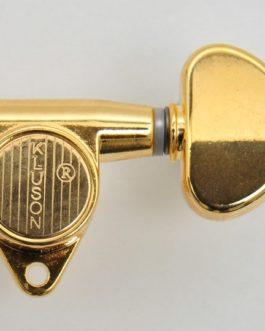 Kluson 3X3 Grover Style Gold