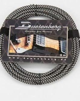 Duesenberg Vintage Tweed Cable (6 Metres / 6.3Mm)