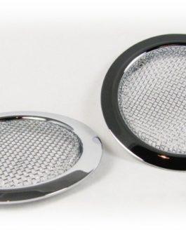 Sound Ring Pour Dobro Metal Chrome (1Pce)