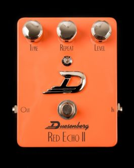 Duesenberg Red Echo Ii (Analog Delay)