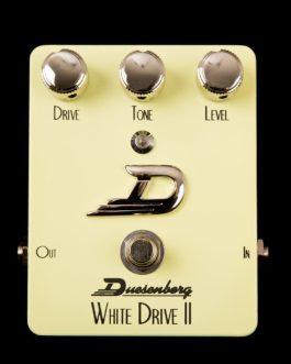 Duesenberg White Drive Ii (Overdrive/Booster)