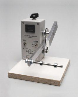 *SCHATTEN MODEL B COIL WINDING MACHINE KIT(INCL POWER SUPPLY)