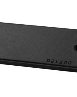 Delano Soapbar 4 Quad Coil Humb Capot Noir Bridge