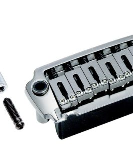 Gotoh 510 Ev Tremolo (Steel Saddle) Chrome