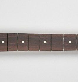 Strat Rosewood Baritone 24 F (Fits 25-1/2 Scale)