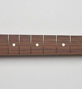 Strat 21 Rosewood 71/4  Lbf Wood Finish Vee Shape