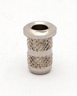 Body Top String Bushing Nickel (Set Of 6)