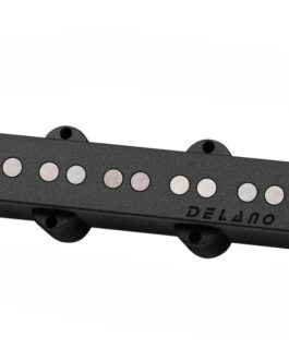 Delano J.Bass 5 Classic Single Coil Alnico5  Neck