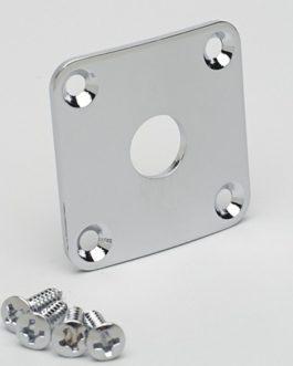 Gotoh Lespaul Metal Chrome (Incl Screws)