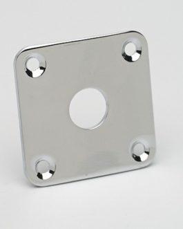 Lp Jack Plate Chrome