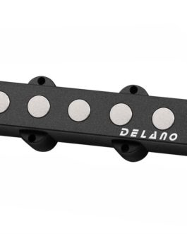 Delano J.Bass 5 Ferrite Twin Coil In Line Neck