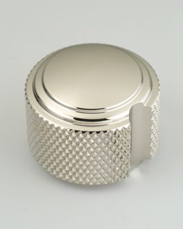 Bouton Duesenberg Art Deco (Dia 22 X H 16.5Mm) Nickel (2)