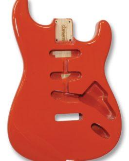Strat Alder Fiesta Red (Allparts)