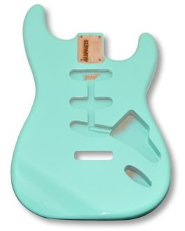 Strat Alder Sea Foam Green (Allparts)