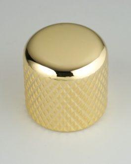Dome Knob Gold  (2)