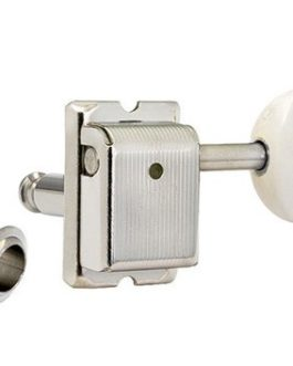 GOTOH SD91 6X1 (PRESS) NICKEL 1:15 WHITE BUTTONS