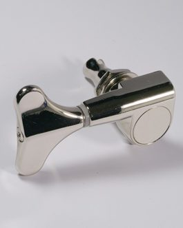 Bass Tuner Gotoh Style Nickel Right Side (1 Pce)