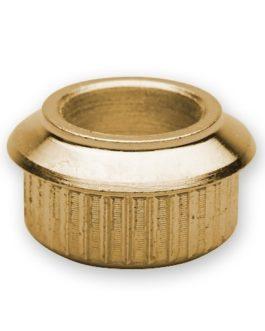 GOLDO ADAPTER BUSHINGS 8.5 TO 10MM GOLD (6 PCS)