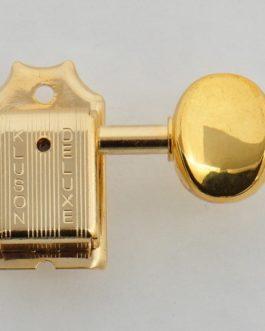 Kluson Vintage Double Line 6X1 Gold (Press) 1:15