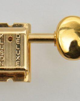 Kluson Double Line 6X1 Gold (Press) Blocables