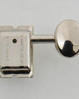 Kluson Vintage Double Line 6X1 Nickel