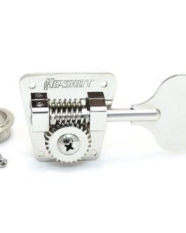 Hipshot Fender Set Replacement (67-82) 4 X 1 Chrome