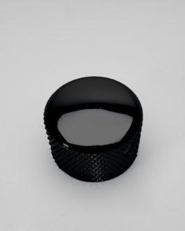 Cupcake Knob Black (2)