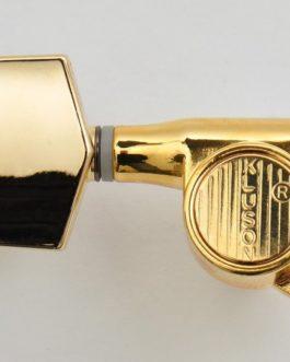 Kluson 3X3 Schaller Style Gold
