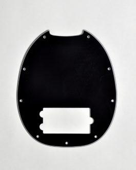 Musicman Stingray* Black 3-Ply .090