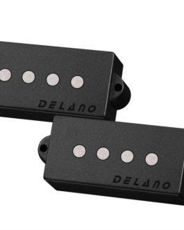 Delano P.Bass Alnico 5 Split Coil Humb