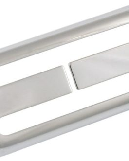 COVER SET FOR FILTERTRON* PUS NICKEL (2PCS)