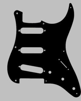 Sss 1-Ply Black Mat 8 H .082'î