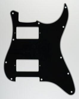 H/H Black 3-Ply .090
