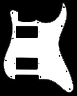 Strat H/ H White 3 Ply Japan