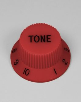 Strat Tone Red (2) Inch Size