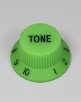 Strat Tone Green (2) Inch Size
